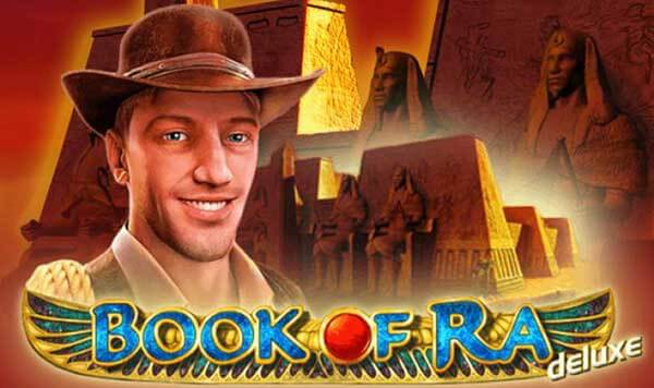 Book of Ra Deluxe JACK88